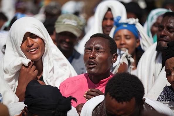 Ethiopia unrest