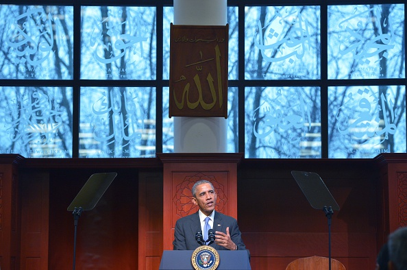 Obama calls on Americans to fight Islamophobia in first ...