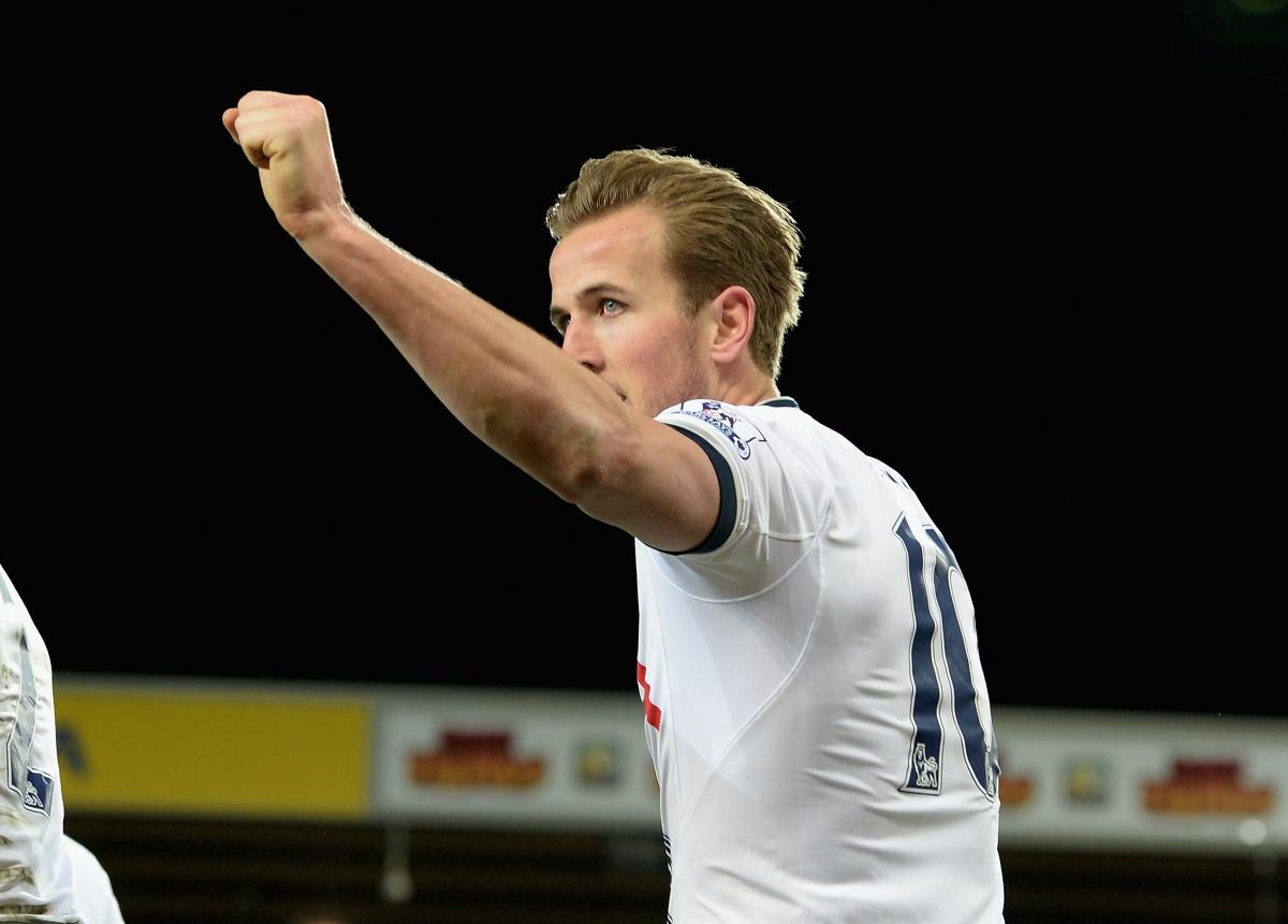 Harry Kane Tottenham Hotspur Do Not Fear Manchester City