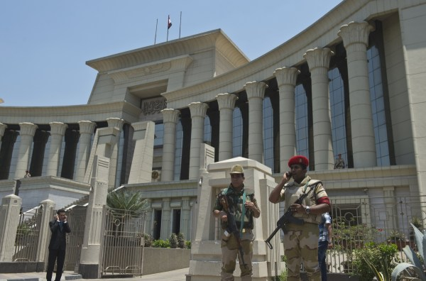 Egyptian army court sentences 4-year-old to life in prison ...