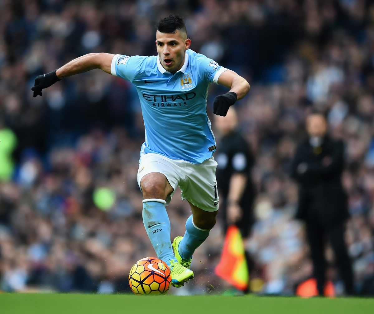 Sergio Aguero Will Walk Away From Manchester City To Join
