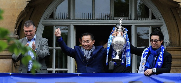Image result for leicester city thai owners