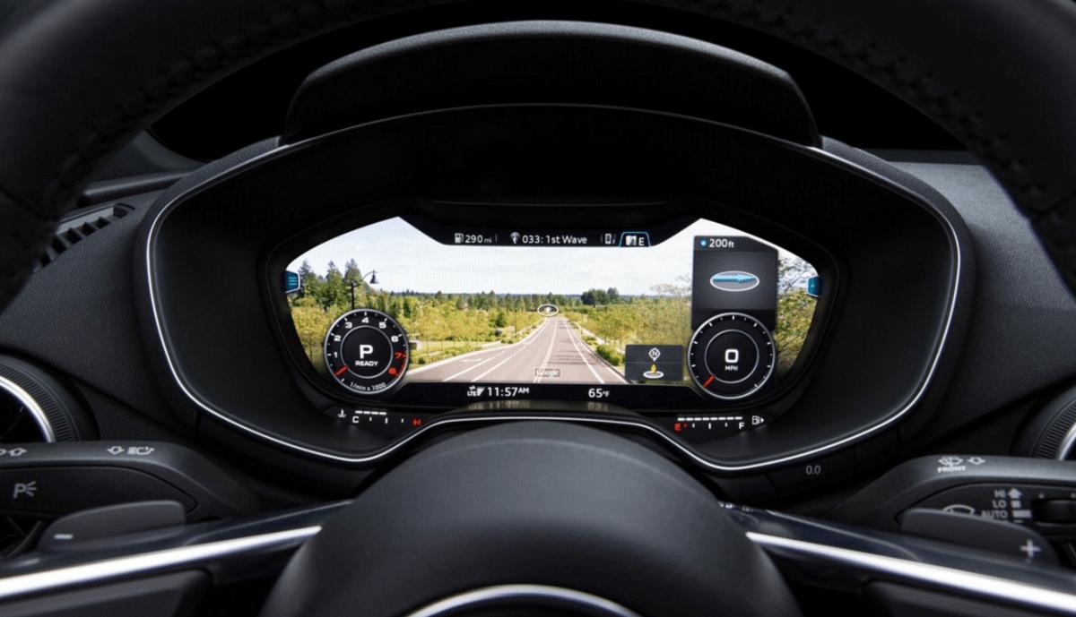 Technische daten audi a5 2.0 tdi sportback (100 kw / 136 ps), stufenlose automatik (multironic) (von juni 2015 bis dezember 2016) im autokatalog. Outdated car dashboards will soon look like smartphone