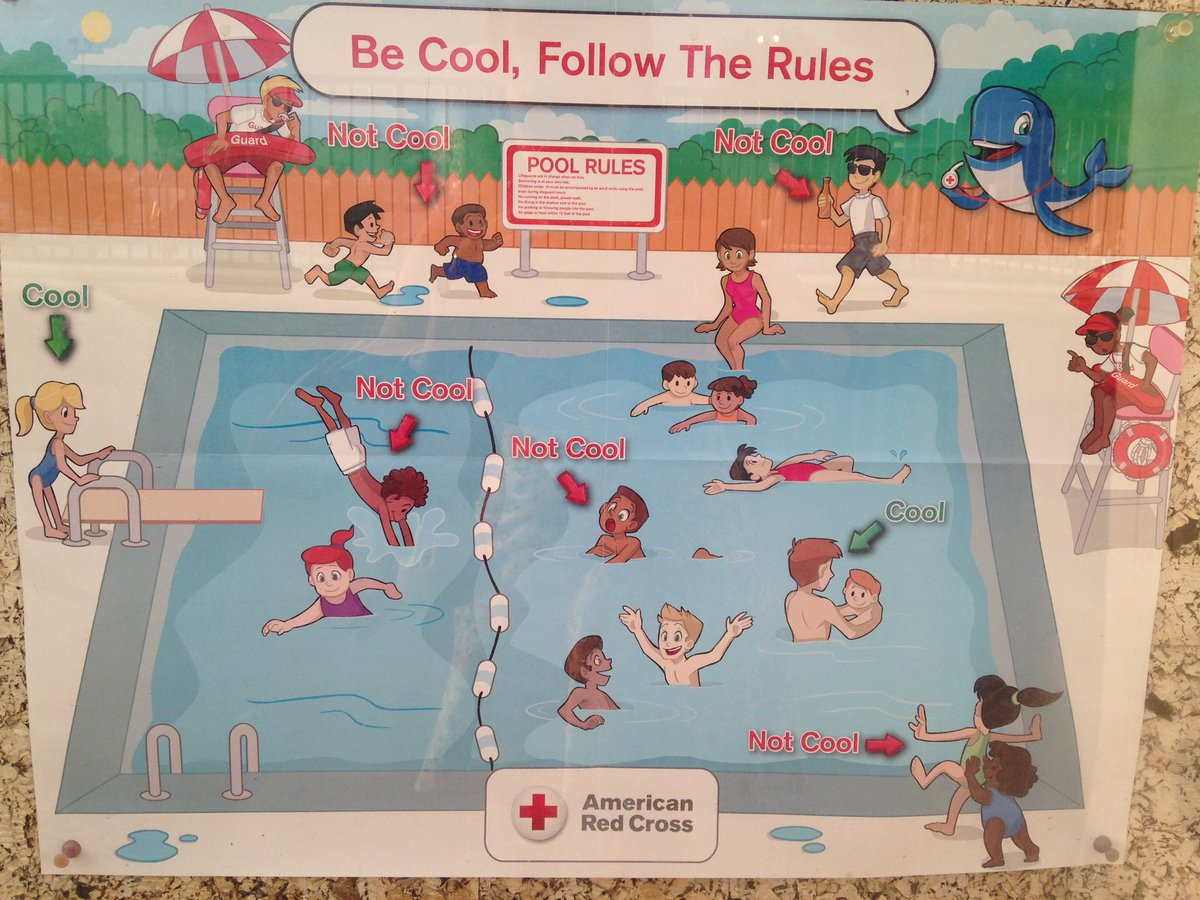 American Red Cross Apologises For Racist Swimming Pool