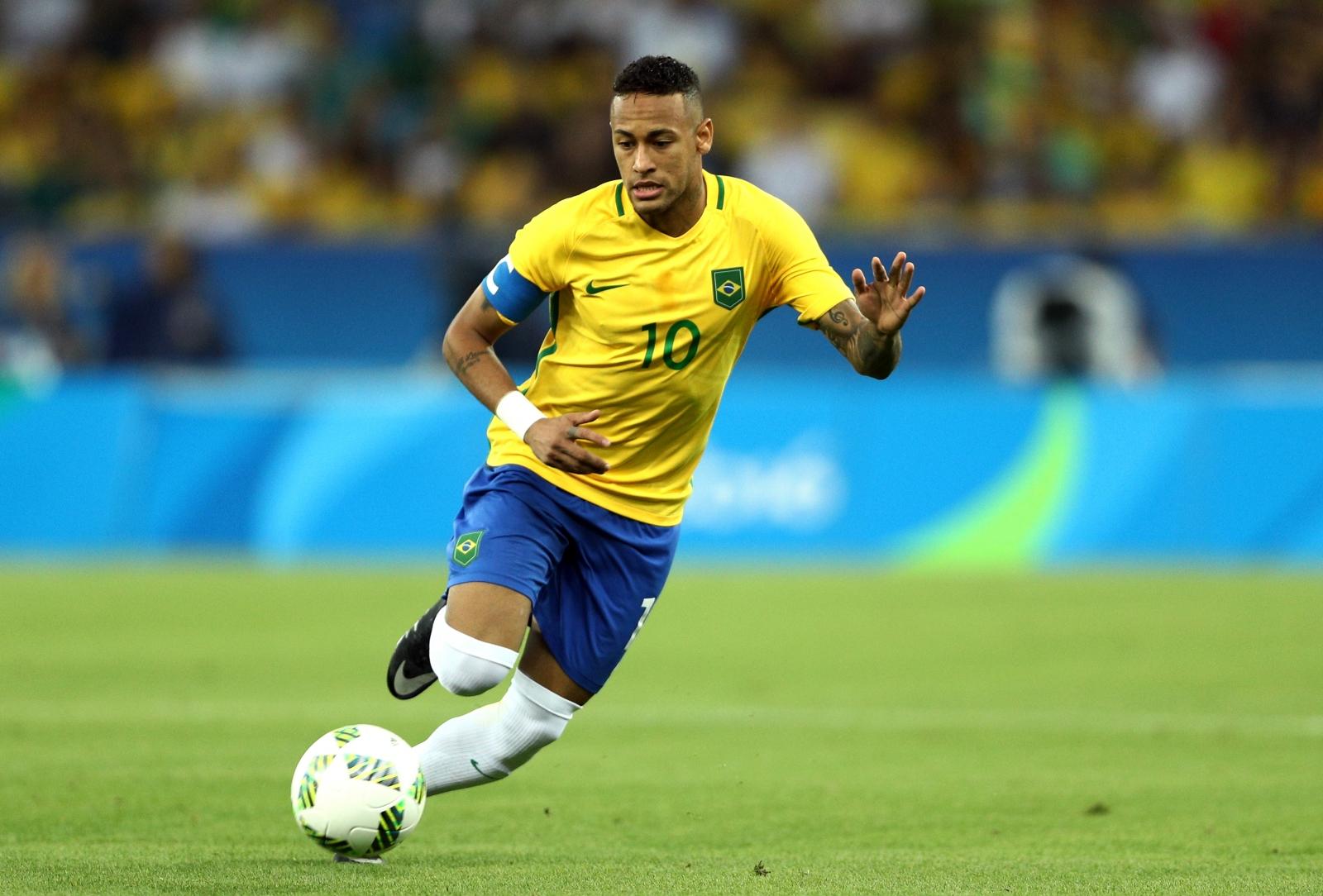 Neymar membuat debutnya bersama selecao pada 2010. Heading for the charts? Barcelona's Neymar launches music ...