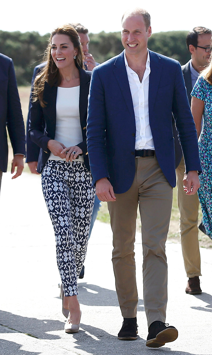Kate Middleton And Prince William To Bolster UK France