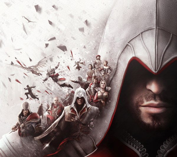 Assassin's Creed The Ezio Collection finally confirmed for ...