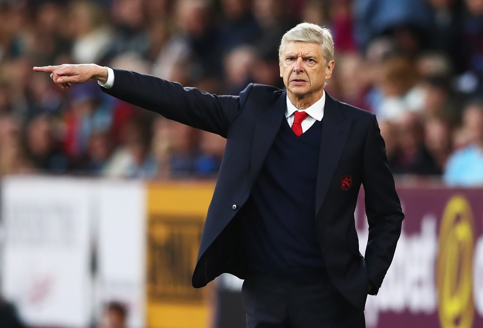 Wenger believes Swansea defeat wrecked Arsenal's title challenge last ...