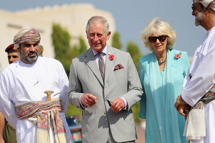 Camilla Parker-Bowles: Party girl fired for being late in ...