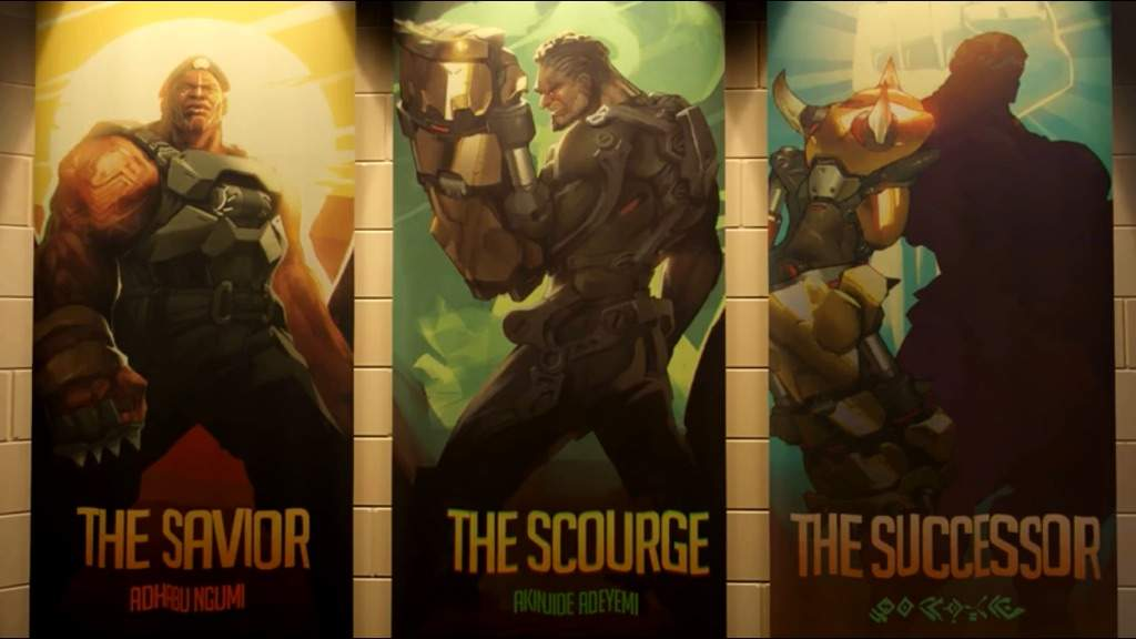 Overwatch Blizzard Teases Arrival Of New Hero Doomfist In