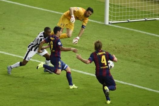 Juventus vs Barcelona, Borussia Dortmund vs Monaco ...