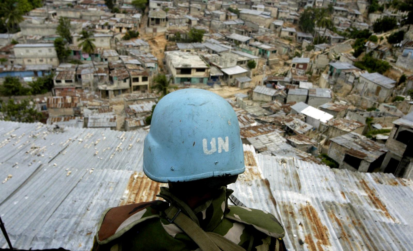 Sri Lankan Un Peacekeepers Accused Of Involvement In Haiti Child Sex Ring