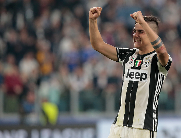 Paulo Dybala Agrees New Juventus Contract Amid Manchester