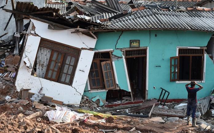 Colombo rubbish dump collapse
