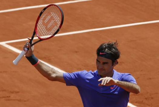 Roger Federer talks about French Open title chances while ...
