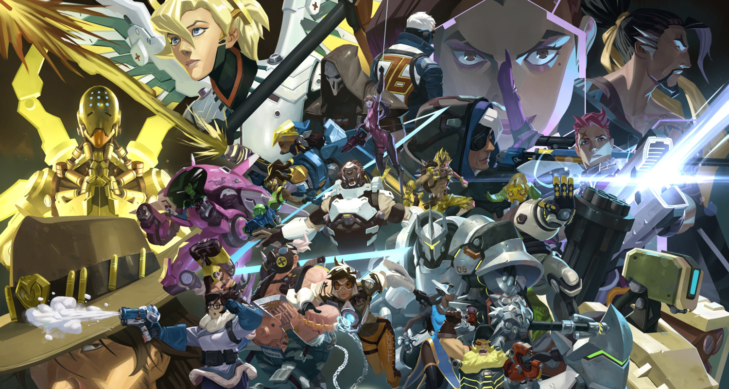Overwatch Anniversary Event Game Of The Year Edition And