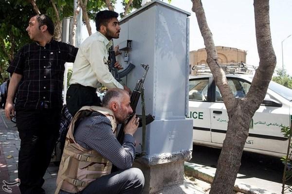 Shia Iran blames Sunni Saudi Arabia for parliament attack ...