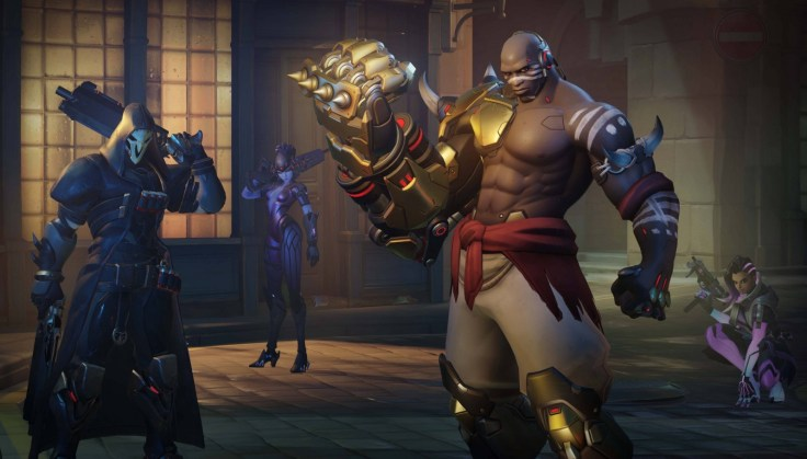 Overwatch Doomfist Talon  Why Overwatch's 'big bad' Doomfist is a catalyst for seismic change in Blizzard's hit shooter overwatch doomfist talon