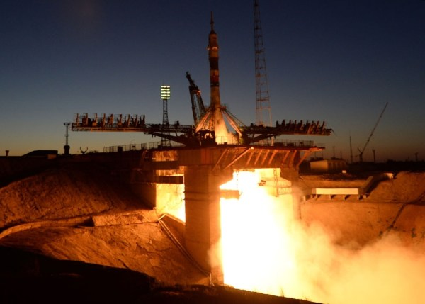 Soyuz MS-05: Manned Russian spacecraft sucessfully docks ...