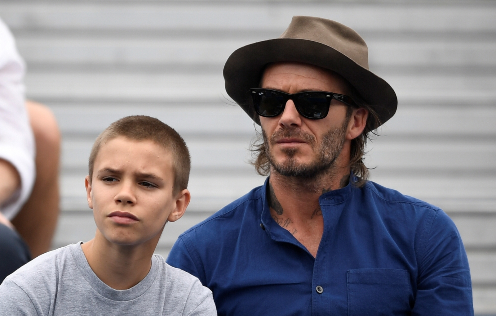 I Look Up To Be Just Like You When I Am Older Cruz Beckham Pens Adorable Birthday Message For