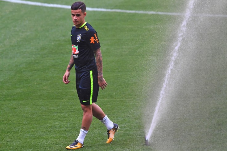 Philippe Coutinho  Liverpool should sell Philippe Coutinho to Barcelona and use the funds on defence, says Charlie Adam philippe coutinho