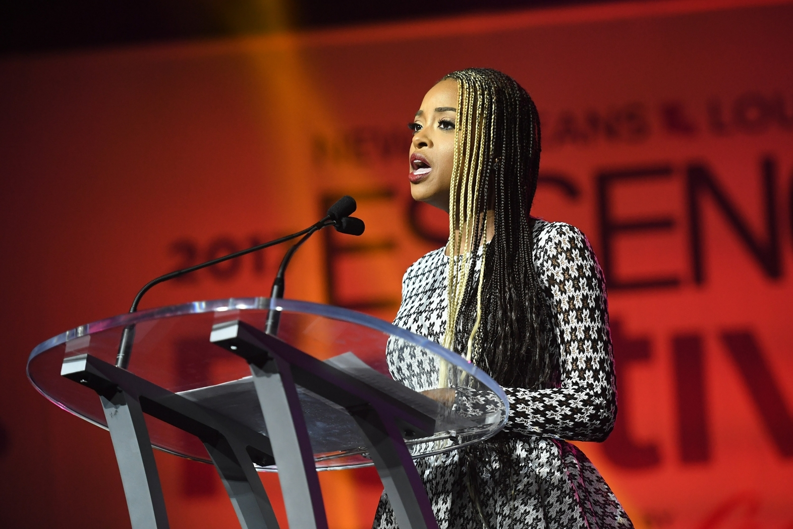 Founder Of Women S March Tamika Mallory Says White Male