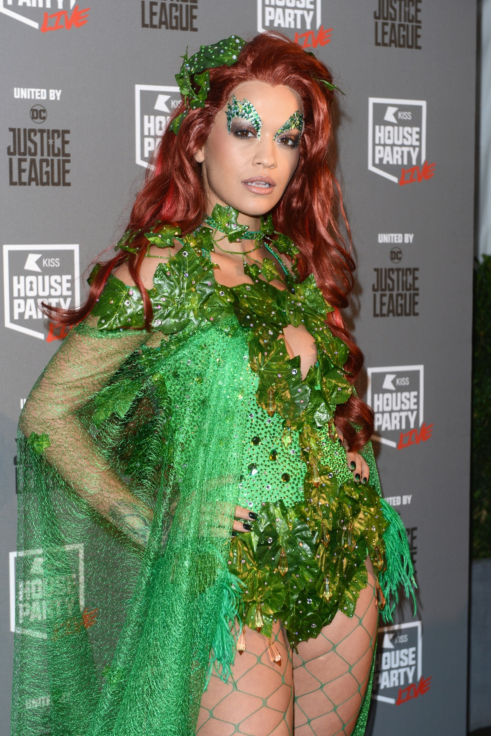 Rita Ora Fans Are Freaking Out Over Her Racy Poison Ivy