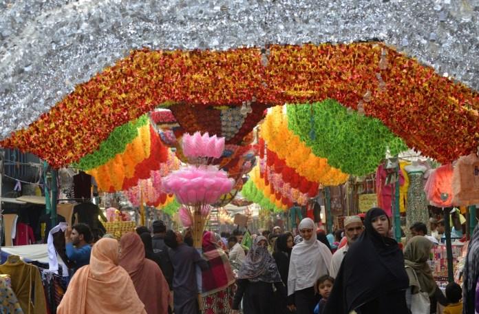Prophet Muhammad birthday Islam
