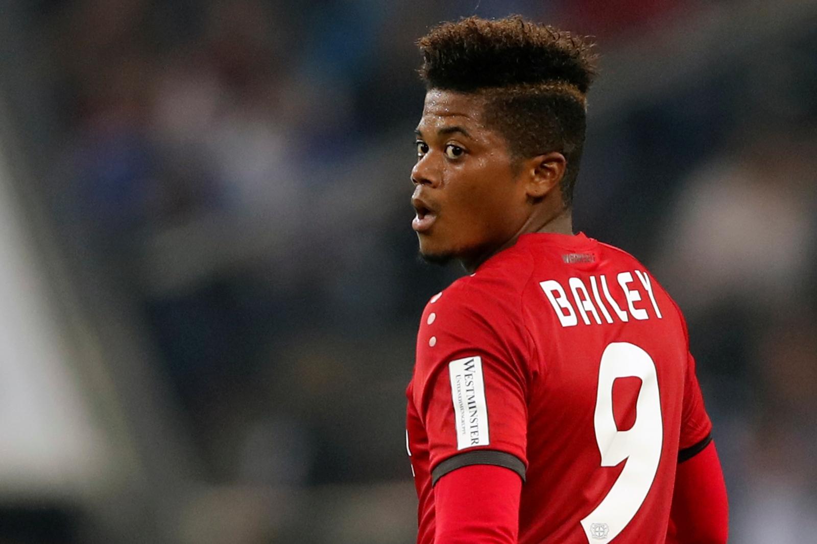 Bayern Leverkusen Star Leon Bailey Reveals Premier League