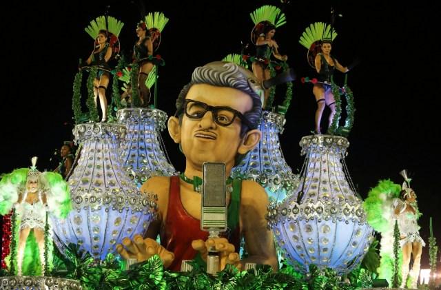 Rio Carnival 2018 Grande Rio