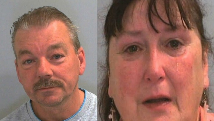 walliss  Couple sprayed mum-of-4 with ammonia, gagged her and then tortured her to death walliss