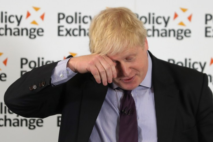 Boris Johnson delivers Brexit speech  EU economies post best growth in 10 years as UK fumbles over Brexit boris johnson delivers brexit speech