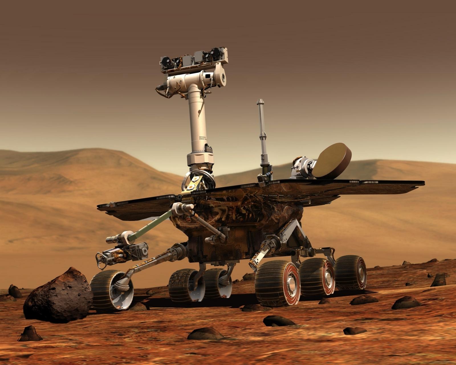 Nasa Celebrates Opportunity Rover S 5 000th Day On Mars