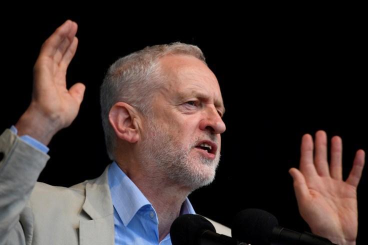 Jeremy Corbyn  Jeremy Corbyn, antisemitism and the problem of nothingness jeremy corbyn