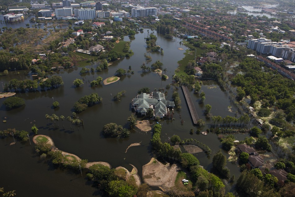 Thailand Floods And A Year Of Natural Disasters