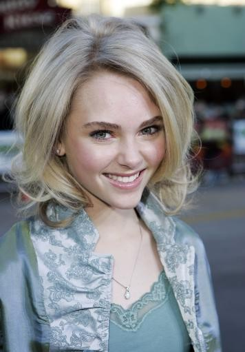 AnnaSophia To Play Young Carrie In Sex And The City Prequel