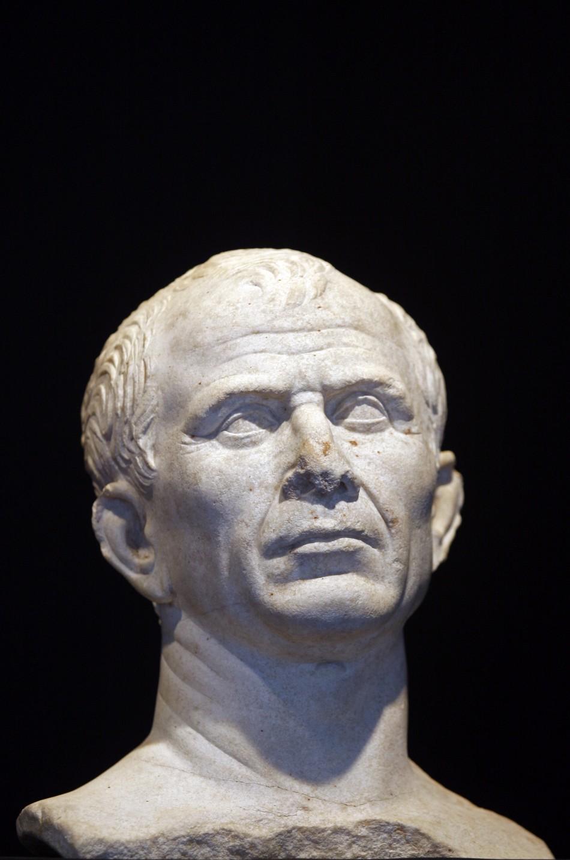 Ancient Rome Julius Caesar Suffered Mini Strokes Not