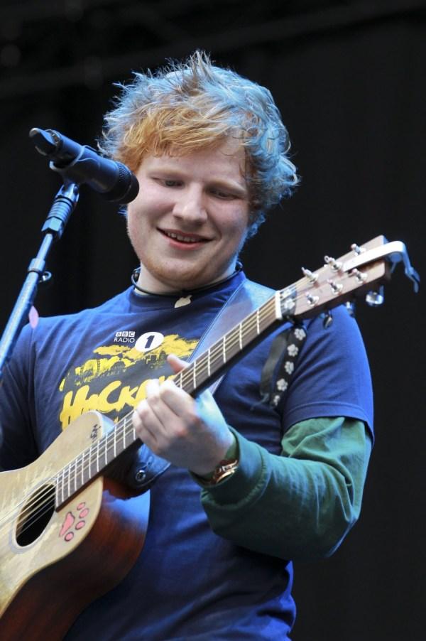Ed Sheeran and Ruby Rose to host 2015 MTV Europe Music Awards