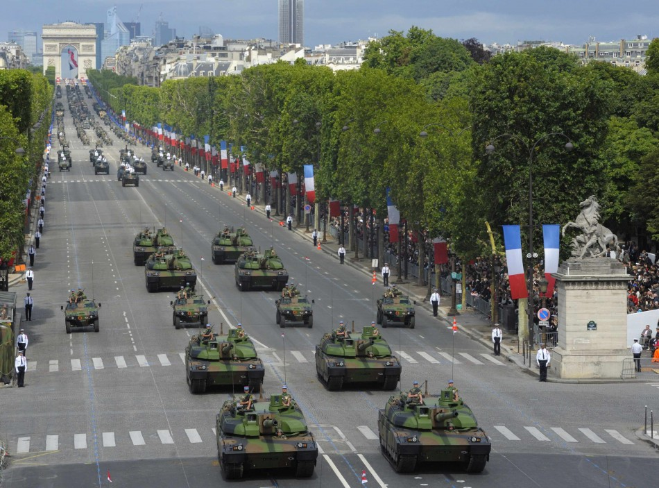 The Situation in the Ukraine. #13 Bastille-day-2012