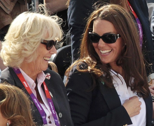 Camilla Parker Bowles Advised Kate Middleton To Cut Short