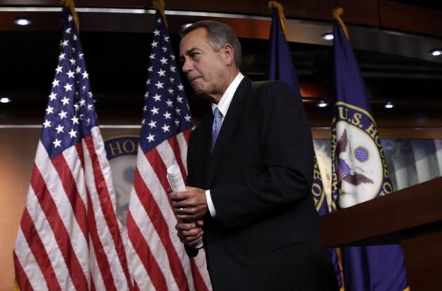 US Fiscal Cliff Concerns Mount as Republicans Cancel ...