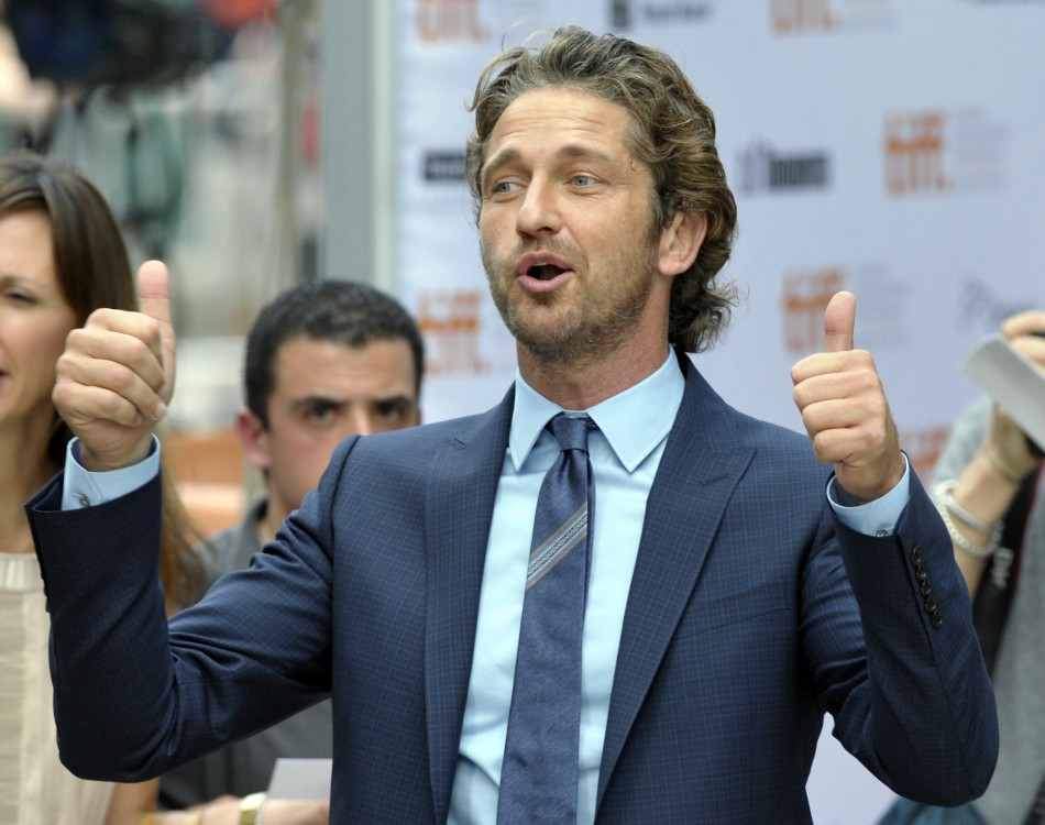 Olympus Has Fallen Star Gerard Butler Is Single Again