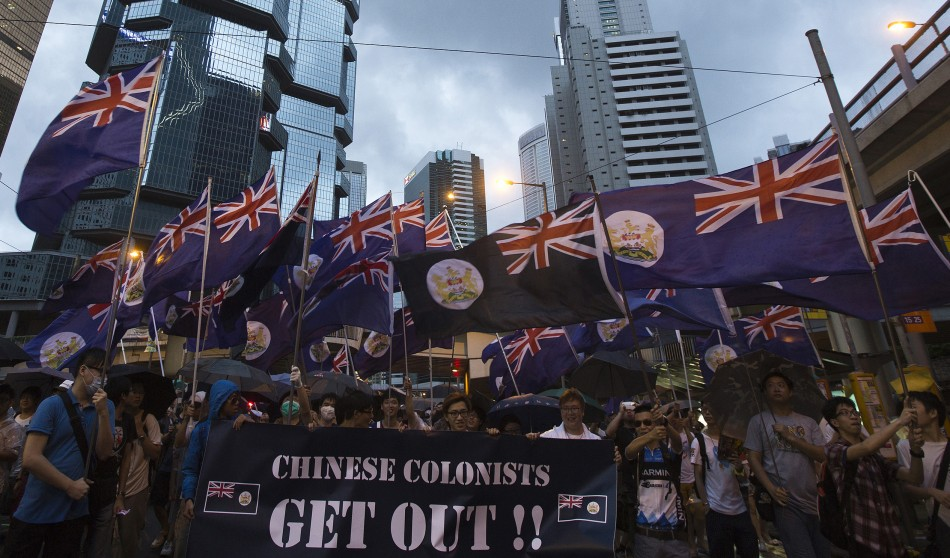 Image result for hong kong protests uk