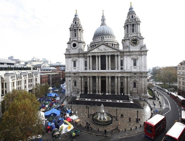Occupy London: Can Greenpeace-Style Direct Action Revive ...