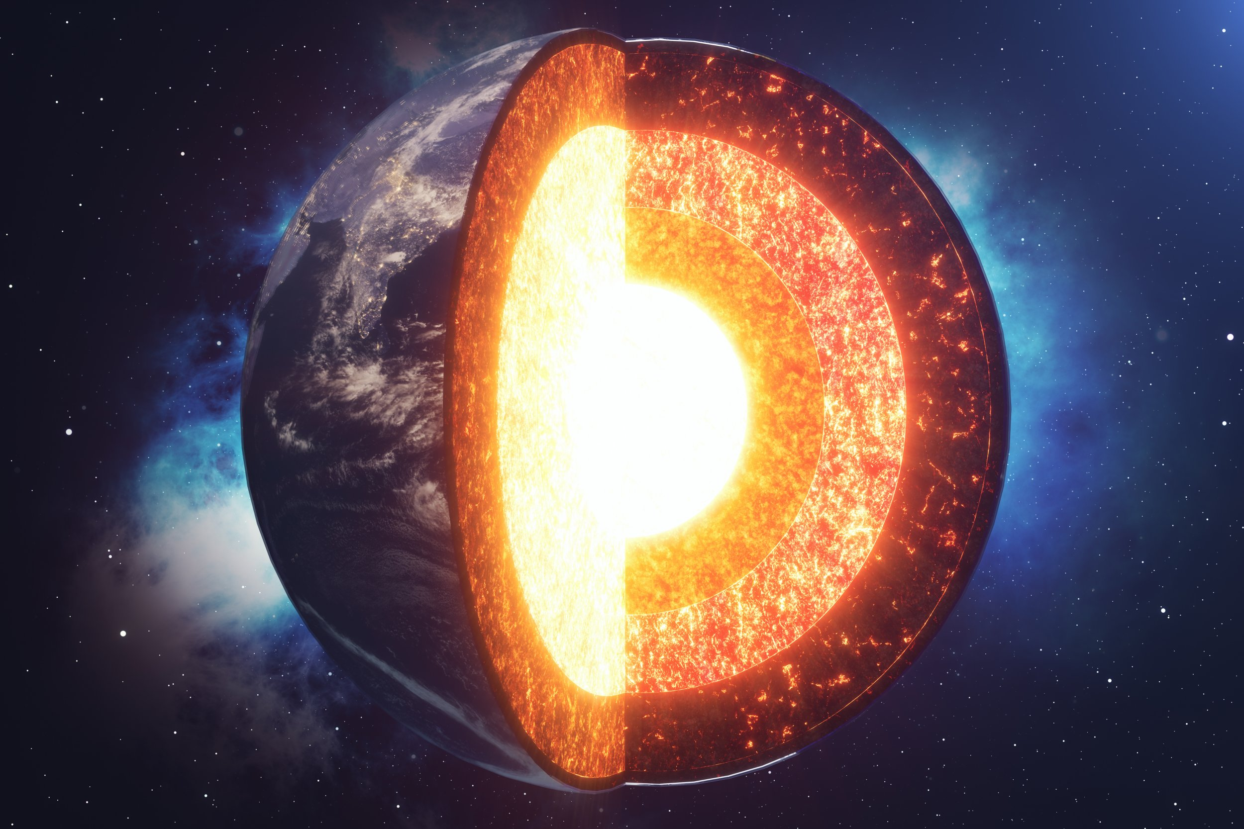 Scientists Finally Have Direct Proof That The Earth S Core