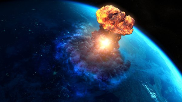 Nuclear Weapons Could save Us from Catastrophic Asteroid ...