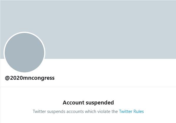 Danielle Stella Twitter blocked