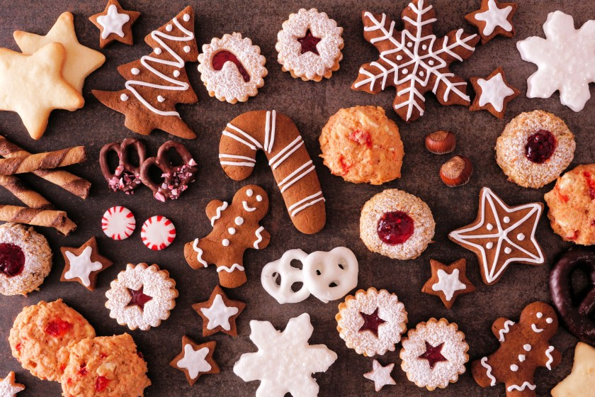 Three Easy Christmas Cookie Recipes That Will Have People Thinking You're a Professional Baker