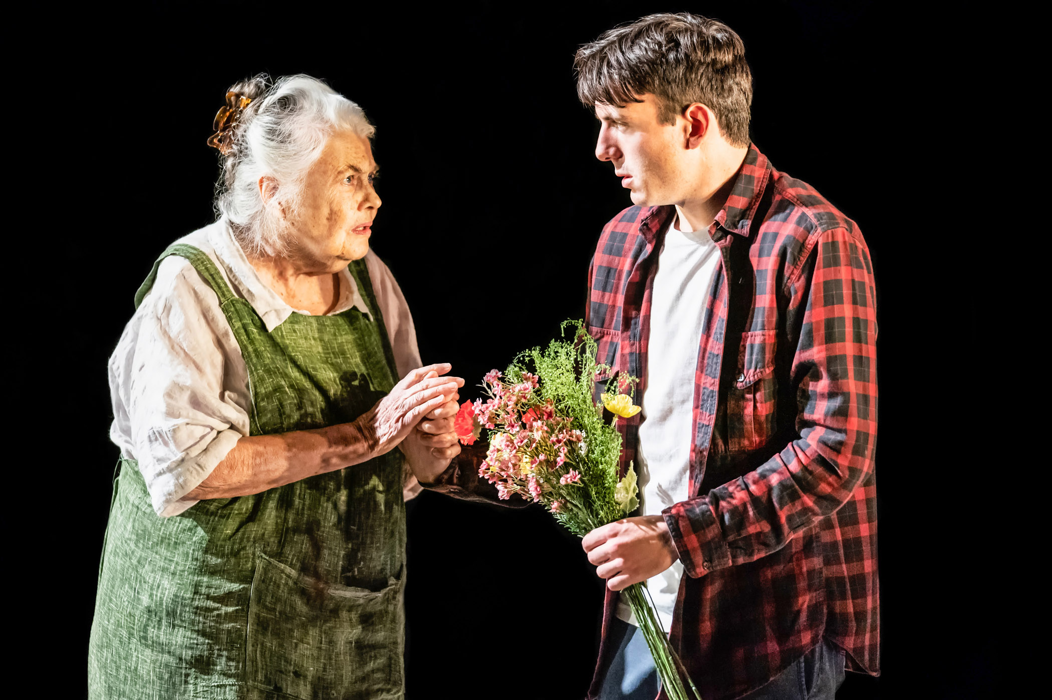 "Lois Smith, a Broadway treasure, discusses ""The Inheritance"" and more"