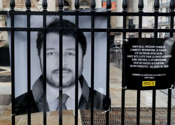 My colleagues' case is an acid test for what's left of the Turkish justice system | Opinion